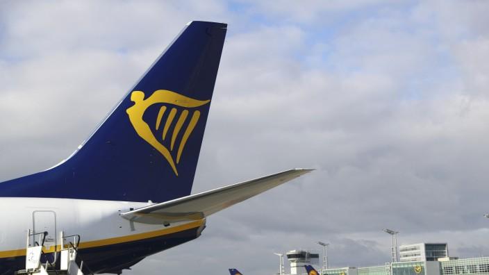 Ryanair Nimmt Kurs Auf Den Flughafen München München