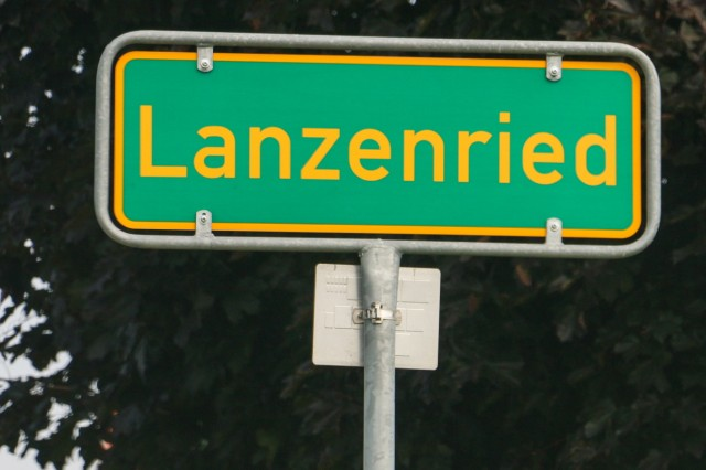 Ortsserie: Lanzenried