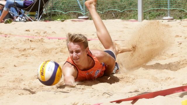 Beachvolleyball Beachvolleyball