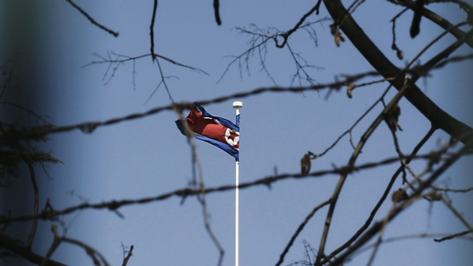 Nordkorea China