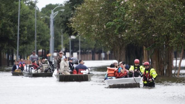 Hurrikan Tropensturm Harvey