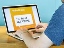 Wahl-O-Mat Landtagswahl Bayern Wahlhilfe