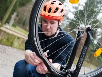Pannenhilfe für Radfahrer - so funktioniert's