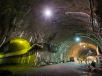 Baustelle Brenner Basistunnel