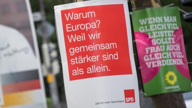 Wahlkampf in Baden-Württemberg