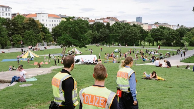Berlin Berlin, Görlitzer Park