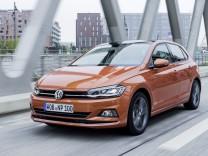 Neuer VW Polo ab Ende September im Handel