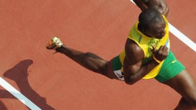 Olympia Verdächtiger Rekord
