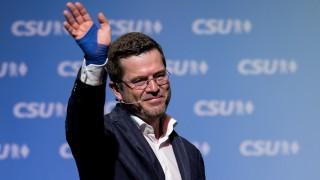 Wahlkampf der CSU - Karl-Theodor zu Guttenberg