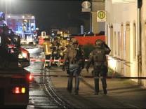 Steinhöring, Flüchtlinge, Polizei