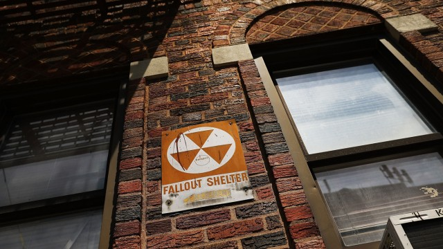 New York City Fallout Shelters, Remnants On Country's Cold War Past