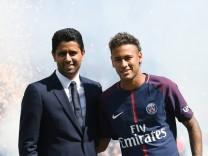 TOPSHOT-FBL-FRA-LIGUE1-PSG; Neymar