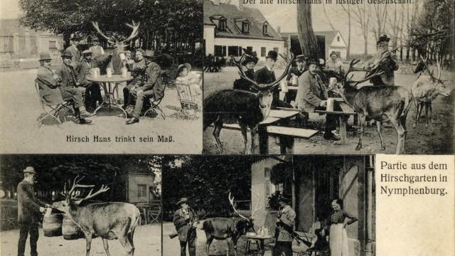 Hirschgarten Geschichte