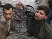 Gaza, AFP