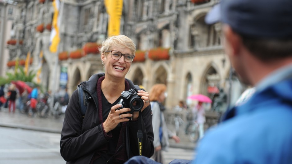 Bloggerin Bloggerin Ann-Katrin Lang