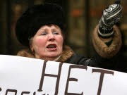 Russland in der Krise, AFP
