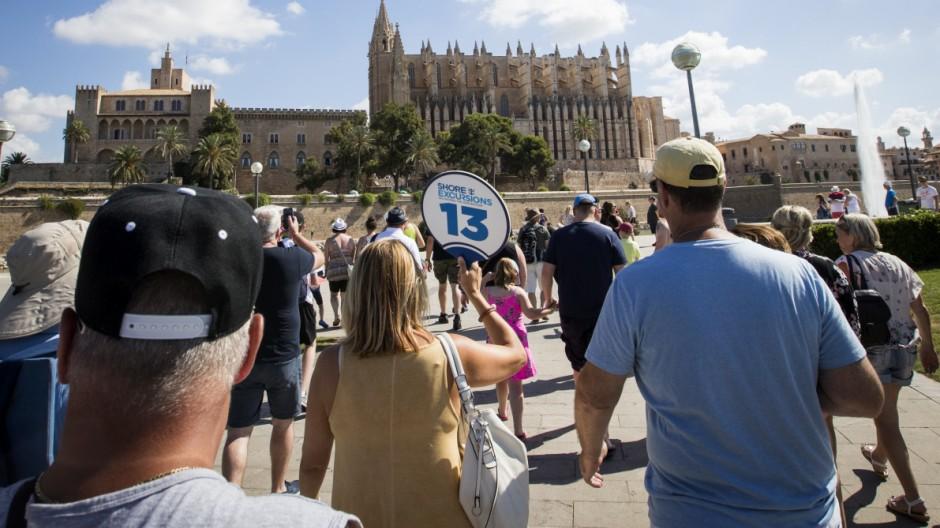 Tourismus Rekordsommer im Tourismus