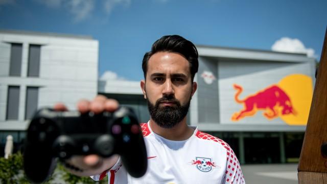 Leipzigs Neuzugang Cihan fuer den eSports-Bereich; Cihan Yasarlar
