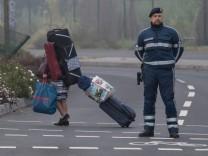Bombenentschärfung in Frankfurt/Main