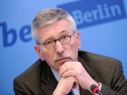Thilo Sarrazin Bundesbank Finanzsenator ddp