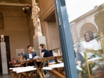 Café in der Glyptothek, Museumscafés