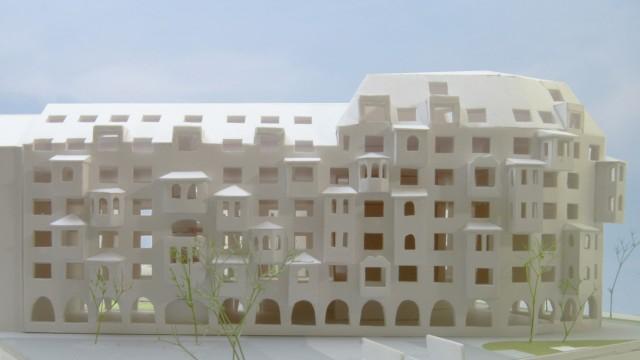 Sendling Neues Japanisch Bayerisches Studentenwohnheim Munchen