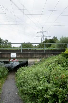 Serie Stadtgrenze - Puchheim/Gröbenzell