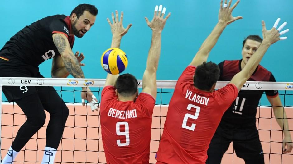 sport deutschland volleyball