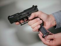 Neue Verordnung macht Waffenverbotszonen in Sachsen möglich