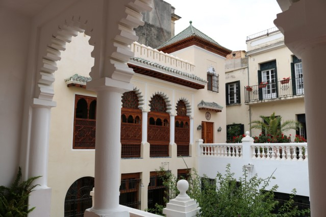 Sommerhausserie Tanger