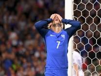 Bilder des Tages SPORT Fußball WM Quali Frankreich Luxemburg 07 ANTOINE GRIEZMANN fra DECE