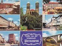Pirmasens Postkarte