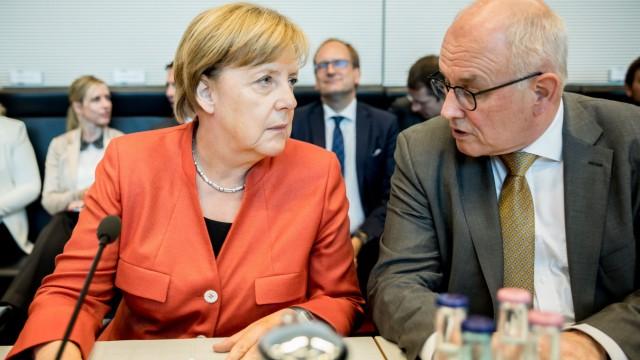Sitzungswoche des Bundestages