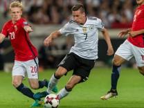 Deutschland - Norwegen