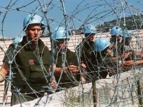 UN-TRUPPEN IN BOSNIEN-HERZEGOWINA