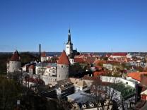 Estonia Tallinn City