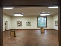 Architekturserie Franz Marc Museum