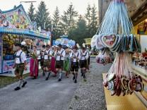 Volksfest Penzberg