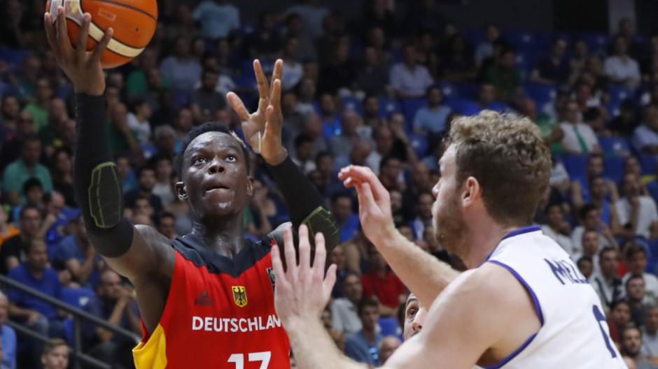 basketball em achtelfinale