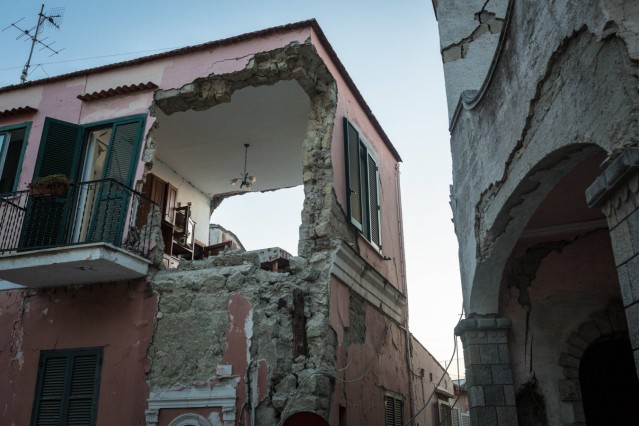 Italy 3 6 earthquake hits Ischia A magnitude 3 6 earthquake knock was heard in Ischia late in the d