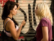 Penelope Cruz und Scarlett Johansson in Vicky Christina Barcelona