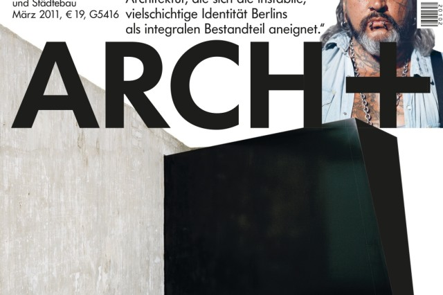 ARCH+ Cover