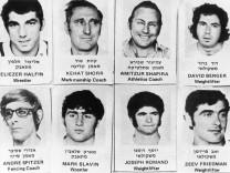 Getötete israelische Geiseln bei den olympischen Spielen 1972 in München