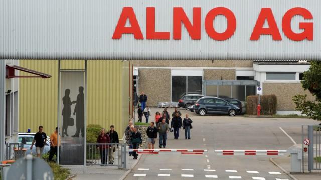Alno Pfullendorf insolvenzverfahren kf um alno wirtschaft süddeutsche de