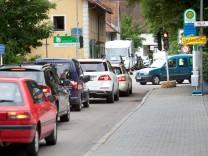 Verkehr, Verkehrschaos Oberschleißheim