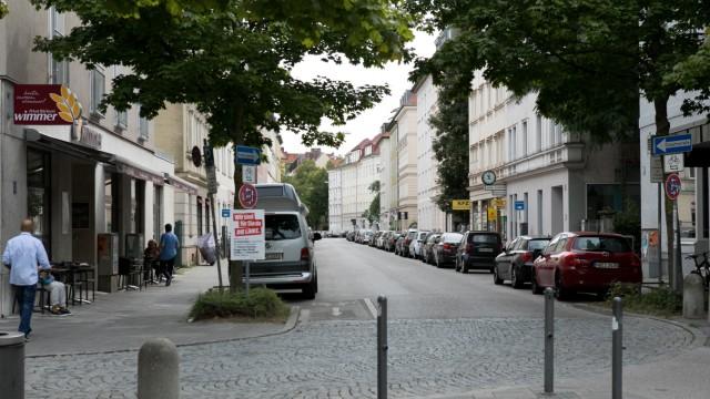 Immobilien, Kazmairstraße, Schwanthalerhöhe