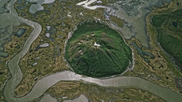 Geologie Pingos