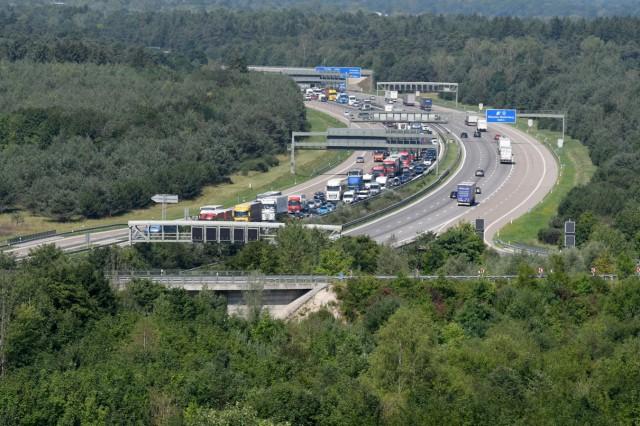 Autobahn A 99, 2017