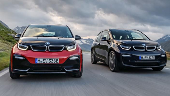 BMW auf der IAA Frankfurt 2017