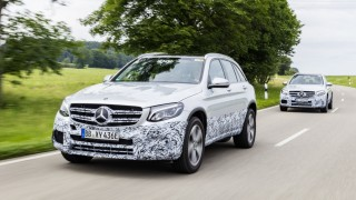 Exklusive Einblicke in die Entwicklung und Erprobung des GLC F-CELL: Die nächste Generation Brennstoffzellenfahrzeuge von Mercedes-Benz auf dem Weg zur Serienreife